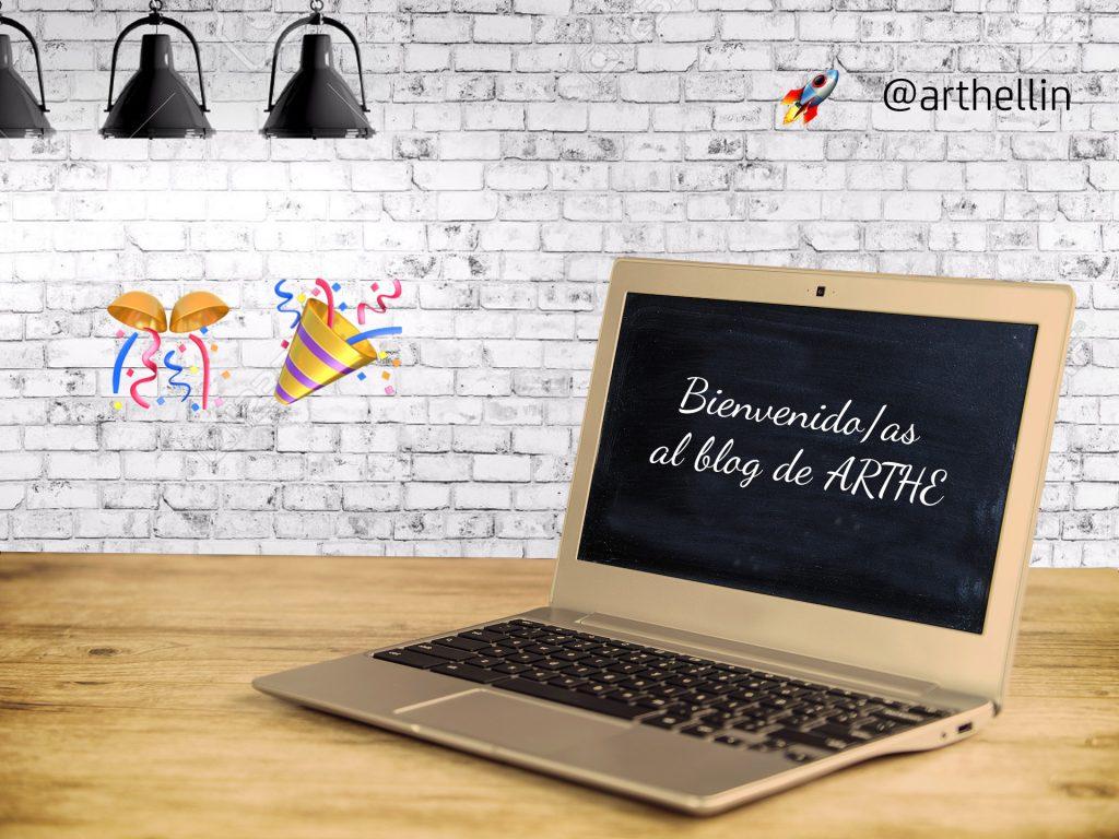 blog arthe imprenta digital bienvenida