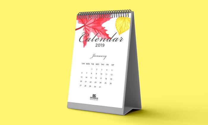 Arthe - Imprenta Albacete - calendario 2019